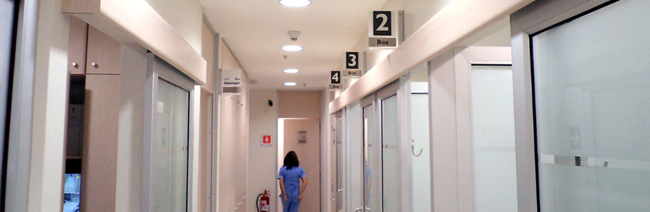 Infraestructura para Clínicas y Hospitales